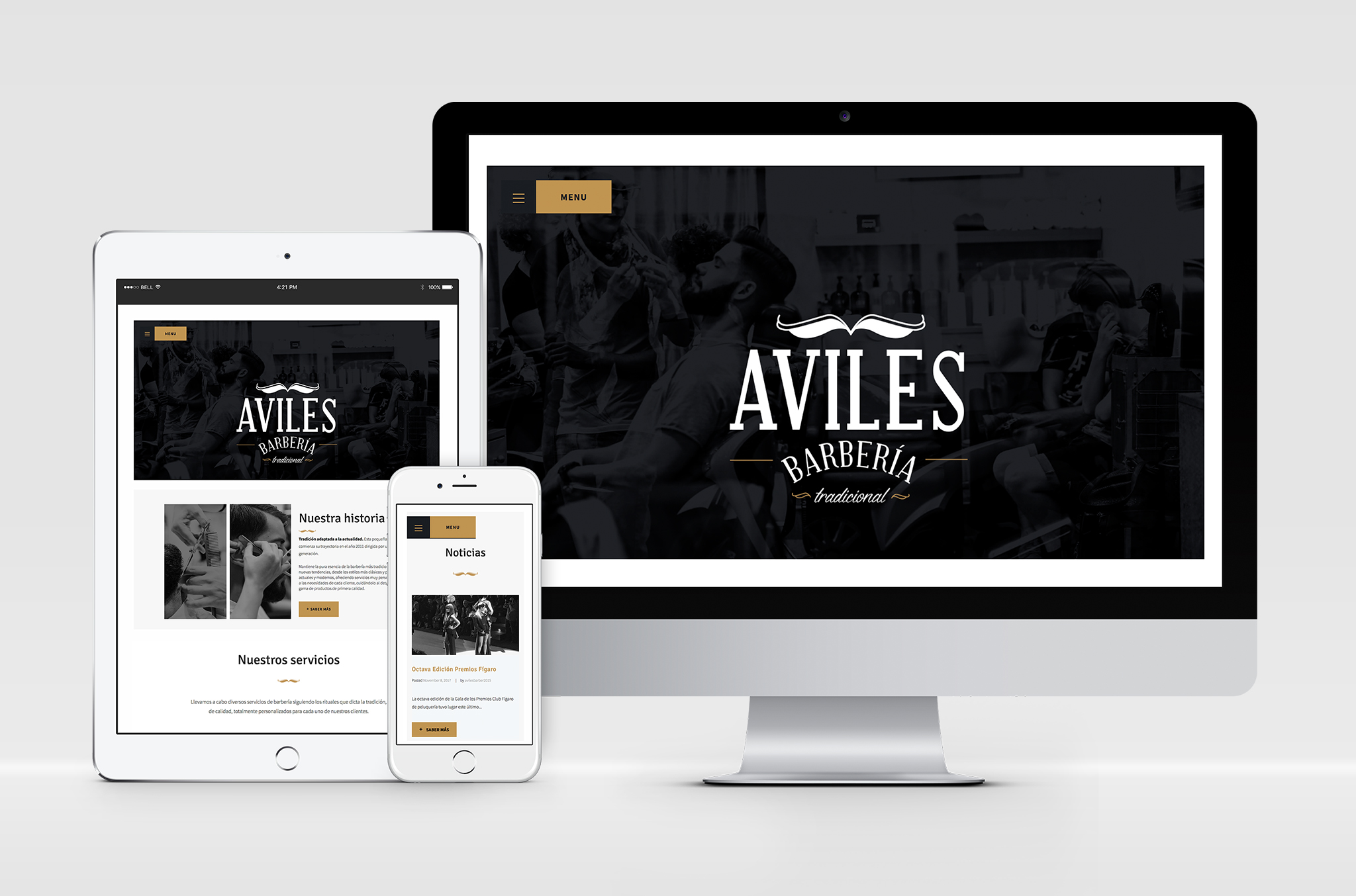 diseño pagiona web barcelona aviles