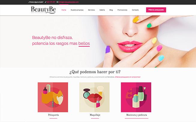 beautybediseñoweb